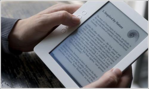 Dispositivo de lectura eloctrónico